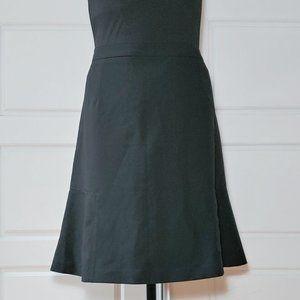 SAN FRANCISCO Black A-line skirt